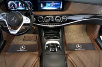 Thảm lót sàn ô tô 5D, 6D xe Toyota Vios 2019_NỘI THẤT XE MỚI MẺ, SANG TRỌNG