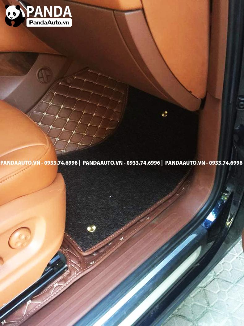 Thảm lót sàn 6D Audi Q5 ghế phụ