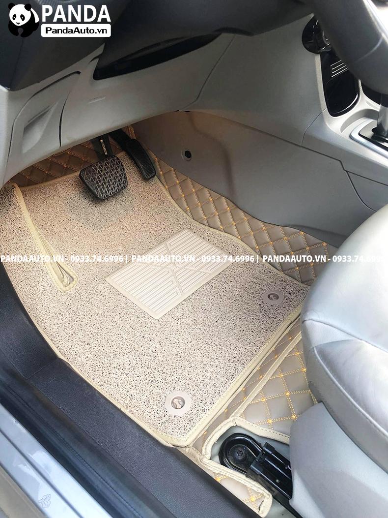 Lót sàn 6D Ford Fiesta ghế lái