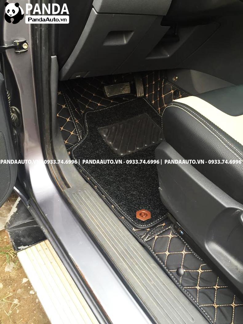 Thảm sàn 5D xe Ford Ranger