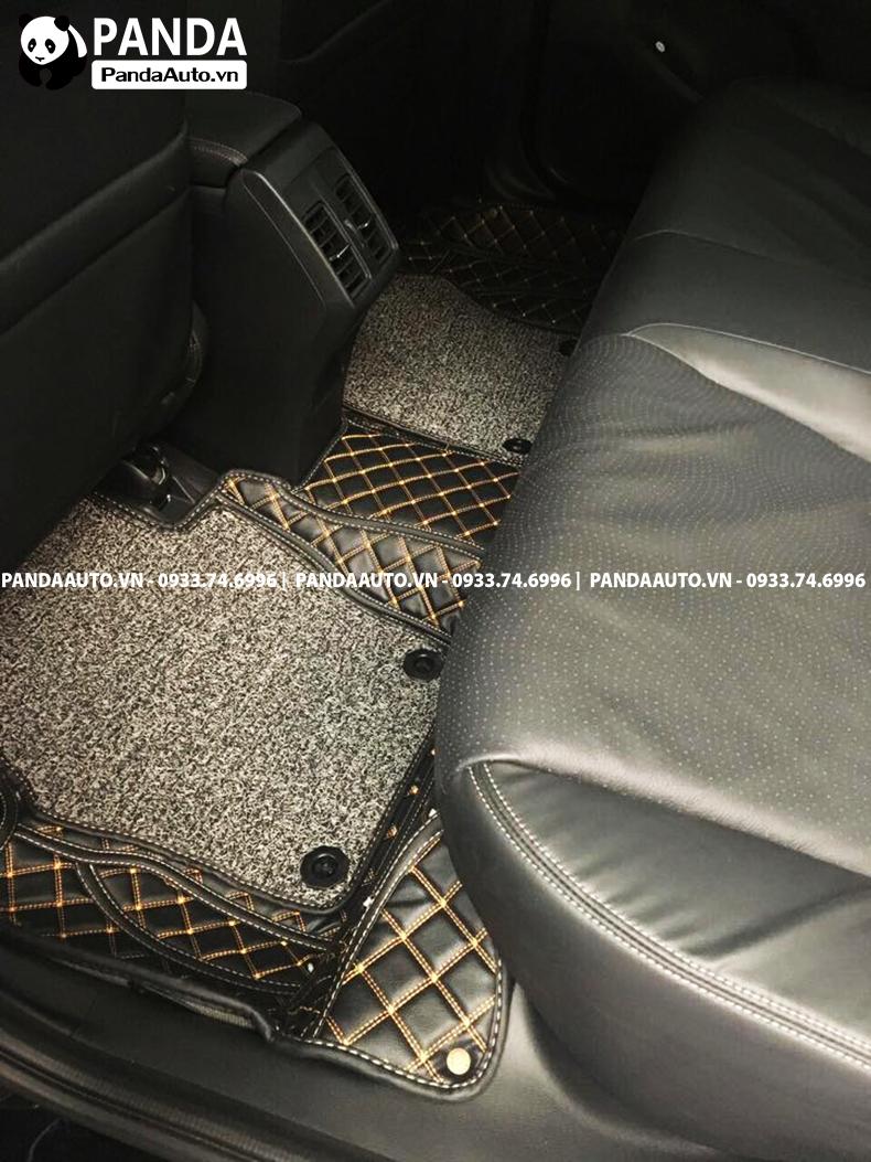 Lót sàn xe Honda City ghế sau