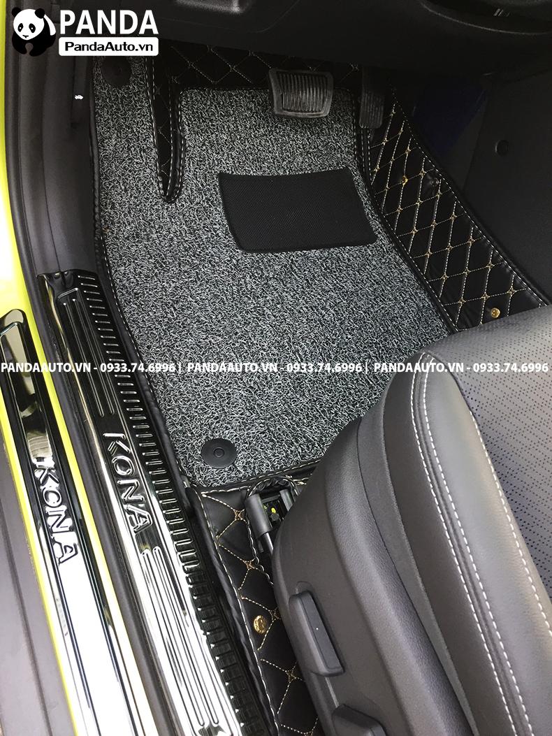 Thảm lót sàn xe hyundai kona ghế lái