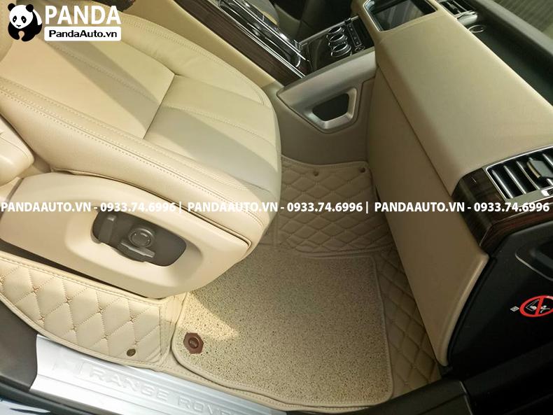 Thảm sàn 6D Land Rover ghế phụ