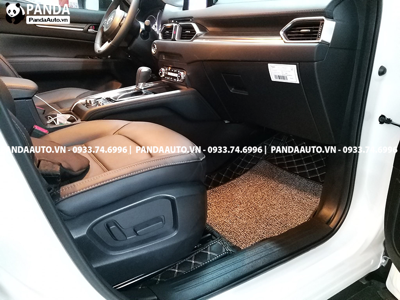 Thảm Lót Sàn ô Tô 5d 6d Xe Mazda Cx5 2018 2019 Mẫu Mới