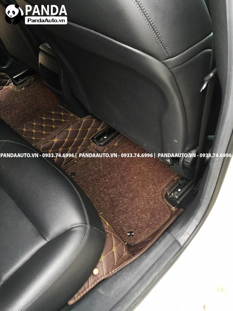 Lót sàn 6D Mercedes A200 hàng ghế sau