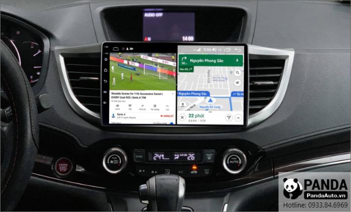 Chia đôi màn hình, chạy đa nhiệm các ứng dụng trên cùng một chiếc màn hình