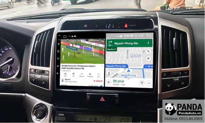 man-hinh-android-4G-cho-xe-Toyota-Land-Cruiser-co-the-chay-da-nhiem-nhieu-ung-dung