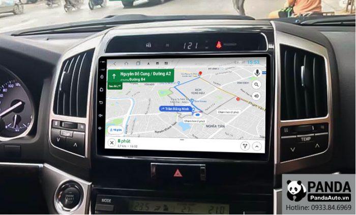 man-hinh-android-4G-cho-xe-Toyota-Land-Cruiser-giup-chi-duong-thong-minh