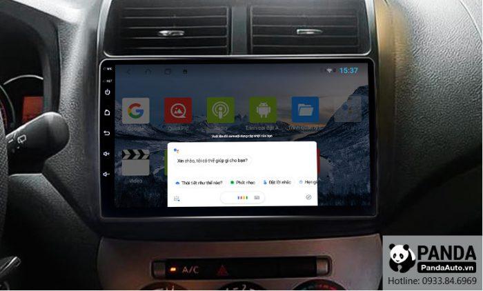 man-hinh-android-cho-xe-Toyota-Wigo-ho-tro-ra-lenh-giong-noi-truc-tiep-tren-vo-lang