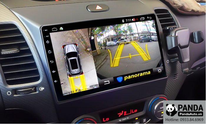man-hinh-android-cho-xe-Kia-K3-Cerato-tich-hop-camera