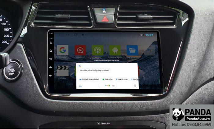 man-hinh-Android-cho-xe-Hyundai-i20-Active-ho-tro-chuc-nang-ra-lenh-giong-noi