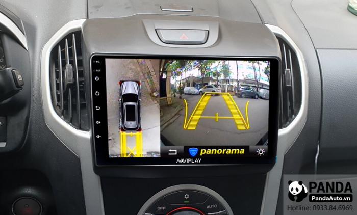 tich-hop-camera-len-man-hinh-Android-cho-xe-Chevrolet-Colorado