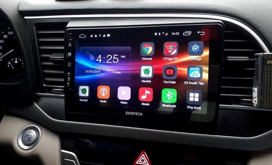 Cách lựa chọn màn hình Zestech phù hợp theo xe - Mẫu mới nhất 2020