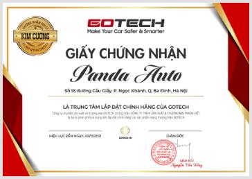giay-chung-nhan-panda-auto-la-trung-tam-lap-dat-chinh-hang-cua-gotech