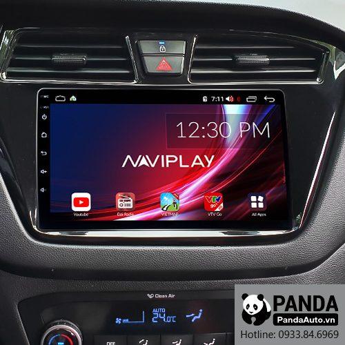 Màn hình Android cho xe Hyundai i20 Active
