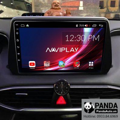 Màn hình Android cho xe Hyundai Tucson