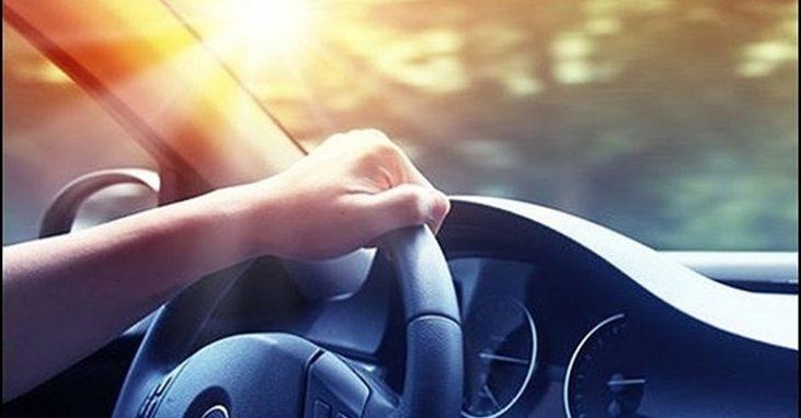 cash bảo vệ da khi ngồi trong ô tô