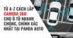 hướng dẫn lắp camera 360 cho xe ô tô