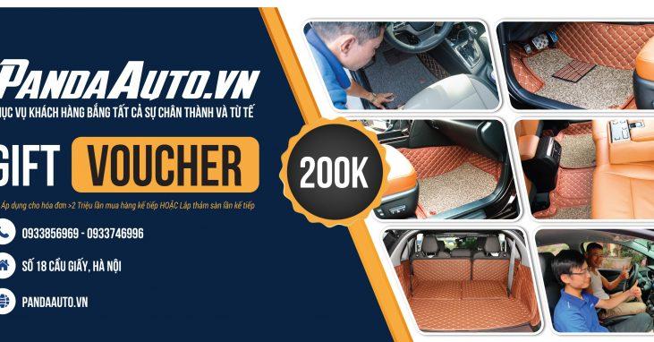 Lắp thảm lót sàn tặng ngày Voucher trị giá 200k