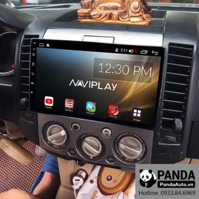 Màn hình Android cho xe Ford Everest