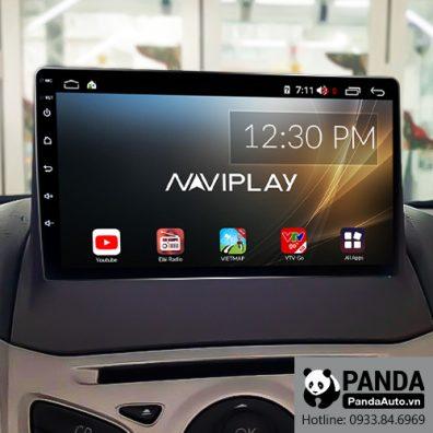 Màn hình Android cho xe Ford Fiesta