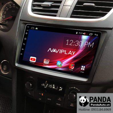 lap-dat-man-hinh-Android-cho-xe-Suzuki-Swift-tai-panda-auto