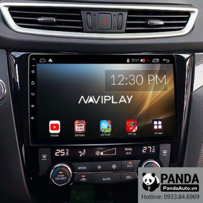 lap-dat-man-hinh-Android-cho-xe-Nissan-X-Trail-tai-panda-auto
