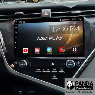 lap-dat-man-hinh-android-cho-xe-camry-tai-panda-auto