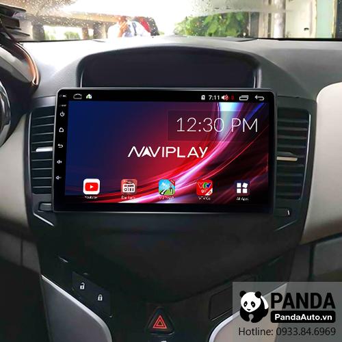 lap-dat-man-hinh-Android-cho-xe-Chevrolet-Cruze-tai-panda-auto