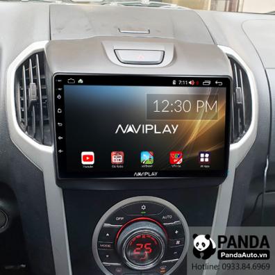 Màn hình Android cho xe Chevrolet Colorado