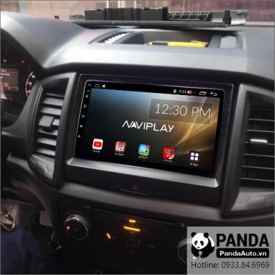 Màn hình Android cho xe Ford Ranger Wildtrack