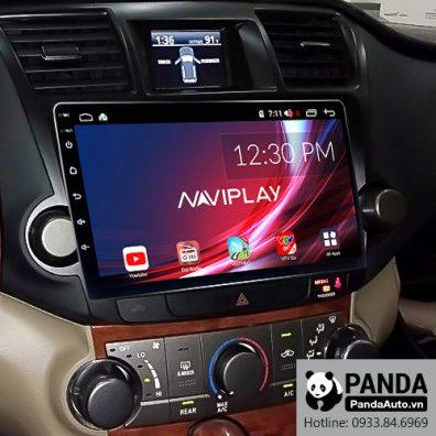 lap-dat-man-hinh-android-cho-xe-highlander-tai-panda-auto