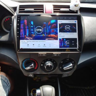 Màn hình android cho xe Honda City 2012-2013
