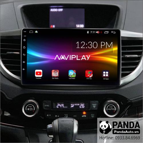 Màn hình Android cho xe Honda CRV 2013-2017