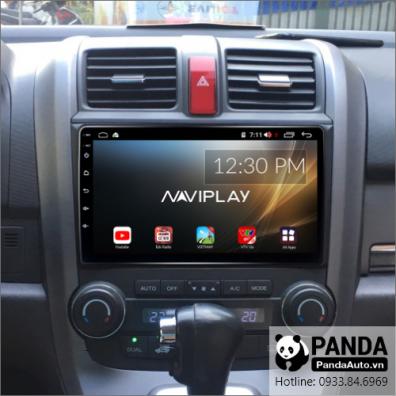 lap-dat-Màn hình Andman-hinh-android-cho-xe-honda-crv-TAI-PANDA-AUTOoid cho xe Honda CRV 2007-2012