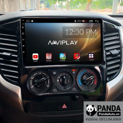 man-hinh-Android-cho-xe-Mitsubishi-Triton