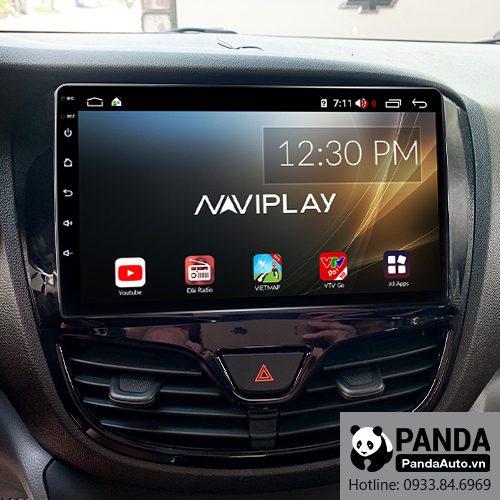 Màn hình Android cho xe Vinfast Fadil