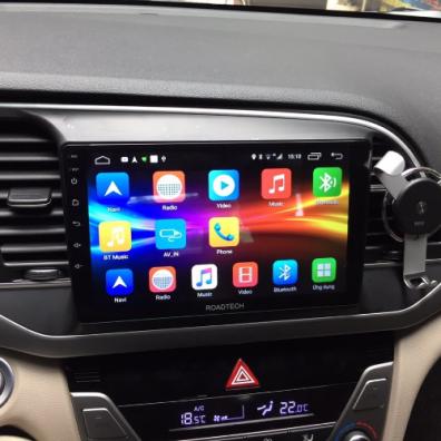 Màn hình DVD Android chjo xe Elantra