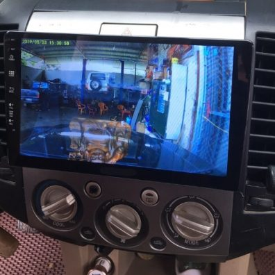 Màn hình dvd android cho xe ford everest 2009