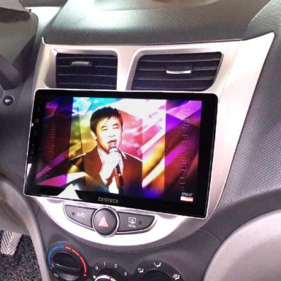 Màn hình dvd android cho xe hyundai accent 2011-2017