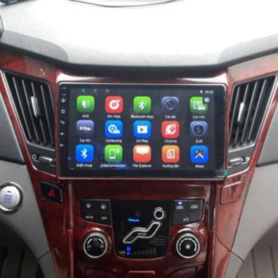 Màn hình dvd android cho xe hyundai sonata 2010