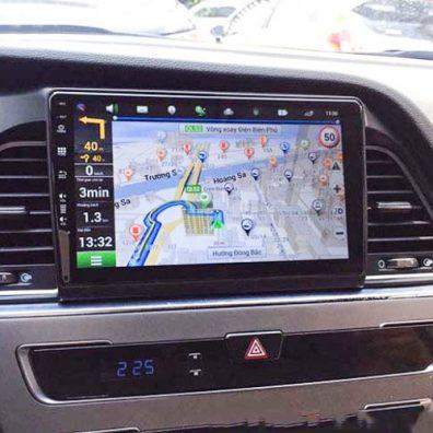 Màn hình dvd android cho xe hyundai sonata 2015