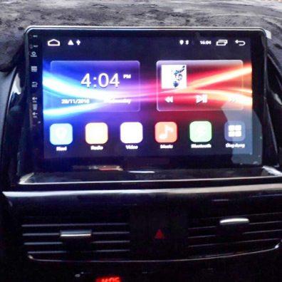 Màn hình dvd android cho xe mazda cx5 2013