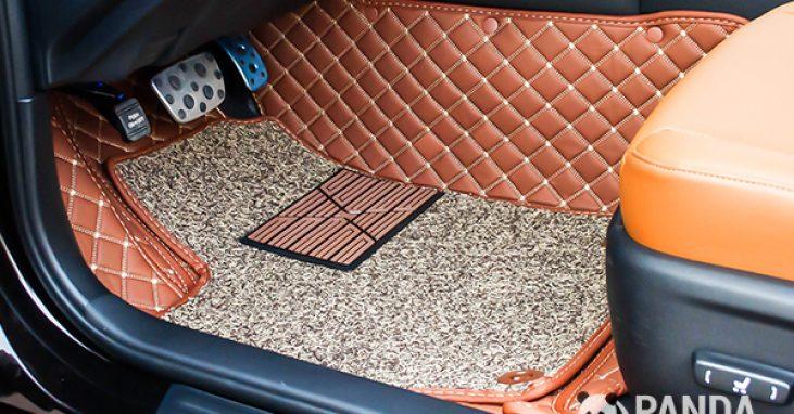Phân biệt các loại thảm lót sàn ô tô