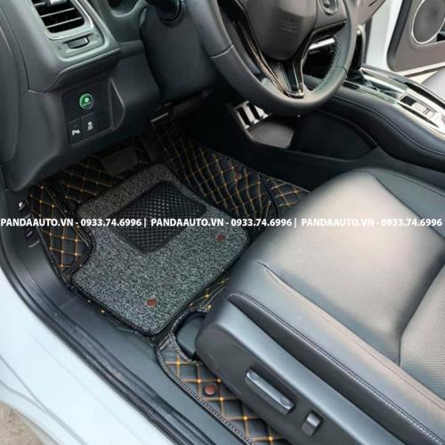 Thảm sàn 6D Honda HRV ghế lái