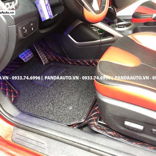 Thảm lót sàn xe Veloster ghế lái