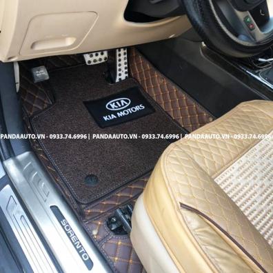 Thảm lót sàn xe Kia Sorento ghế lái