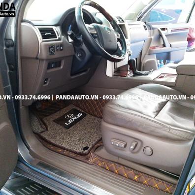 Thảm 6D Lexus GX460 ghế lái