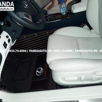 Thảm 6D Lexus IS250 COUPE Mui Trần ghế lái