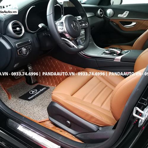 Thảm sàn 5D Benz C250 ghế lái